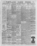 Portland Daily Press: September 19, 1896