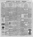 Portland Daily Press: September 21, 1896