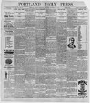 Portland Daily Press: September 23, 1896