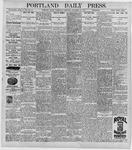 Portland Daily Press: September 30, 1896