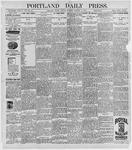 Portland Daily Press: October 12, 1896
