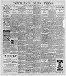 Portland Daily Press: October 13, 1896