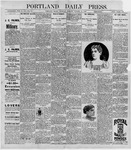 Portland Daily Press: October 15, 1896