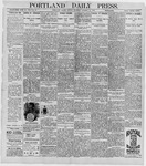 Portland Daily Press: October 23, 1896