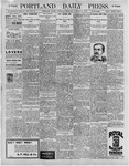 Portland Daily Press: October 24, 1896