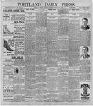 Portland Daily Press: October 29, 1896