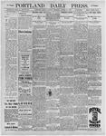 Portland Daily Press: October 31, 1896