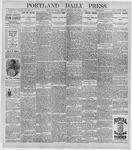 Portland Daily Press: November 2, 1896