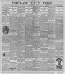 Portland Daily Press: November 16, 1896