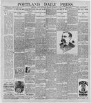 Portland Daily Press: November 18, 1896