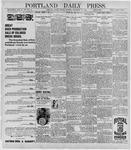 Portland Daily Press: November 20, 1896