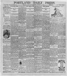 Portland Daily Press: November 23, 1896