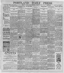 Portland Daily Press: November 24, 1896