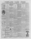 Portland Daily Press: November 27, 1896