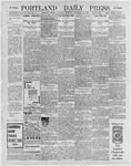 Portland Daily Press: November 28, 1896