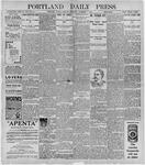 Portland Daily Press: December 1, 1896