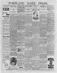 Portland Daily Press: December 2, 1896