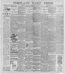 Portland Daily Press: December 3, 1896
