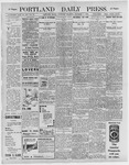 Portland Daily Press: December 5, 1896