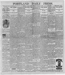 Portland Daily Press: December 7, 1896