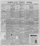 Portland Daily Press: December 10, 1896