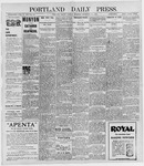 Portland Daily Press: December 15, 1896