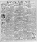 Portland Daily Press: December 16, 1896