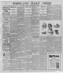 Portland Daily Press: December 17, 1896