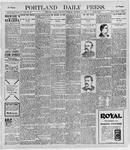 Portland Daily Press: December 19, 1896