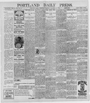 Portland Daily Press: December 23, 1896