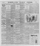 Portland Daily Press: December 24, 1896