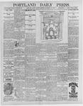 Portland Daily Press: December 25, 1896
