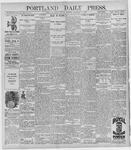 Portland Daily Press: December 28, 1896