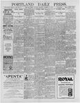 Portland Daily Press: December 29, 1896