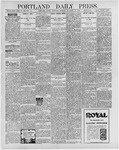 Portland Daily Press: December 31, 1896