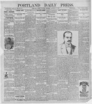 Portland Daily Press: January 4, 1897