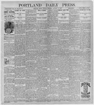 Portland Daily Press: January 11, 1897