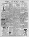 Portland Daily Press: January 12, 1897