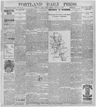 Portland Daily Press: January 15, 1897