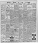 Portland Daily Press: January 23, 1897