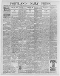 Portland Daily Press: January 28, 1897