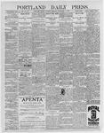Portland Daily Press: February 2, 1897