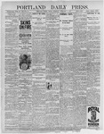 Portland Daily Press: February 5, 1897