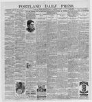 Portland Daily Press: February 8, 1897