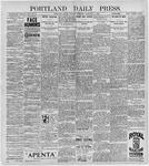 Portland Daily Press: February 9, 1897