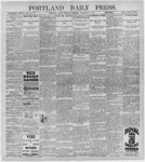 Portland Daily Press: February 11, 1897