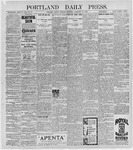 Portland Daily Press: February 16, 1897