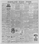 Portland Daily Press: February 17, 1897