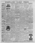 Portland Daily Press: February 19, 1897