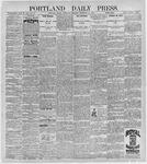 Portland Daily Press: February 20, 1897